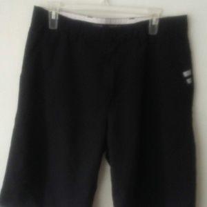 Travis Matthew Mens Shorts Blk Size 34 Golf Shorts
